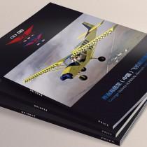 乔治海茵茨飞机制造 品牌策划设计